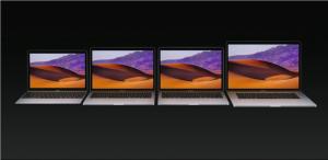 MacBook 2017 Lineup
