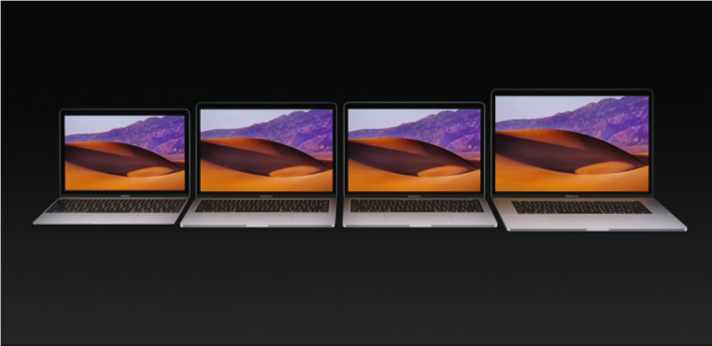 MacBook 2017 Lineup